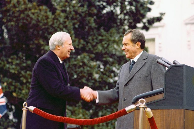 What If... Sir Edward Heath had not been elected Tory leader?