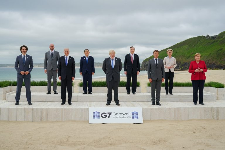 Outcomes of the G7 Summit
