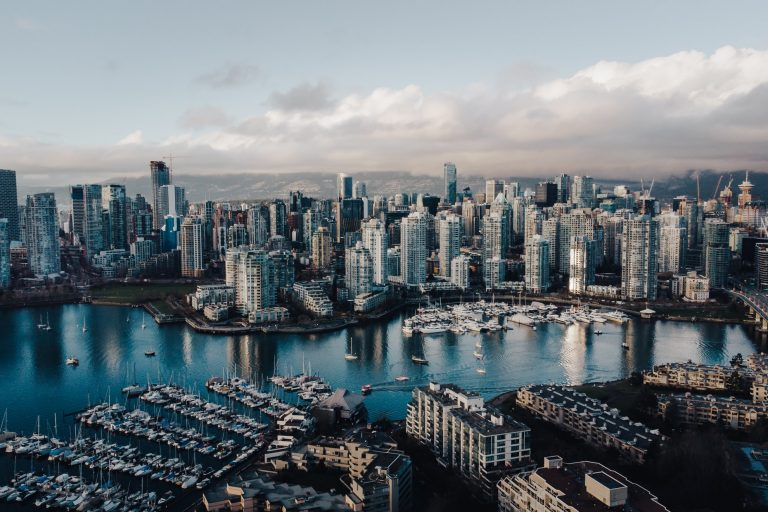 Canada/North West USA heatwave highlights impact that cities have on climate crisis