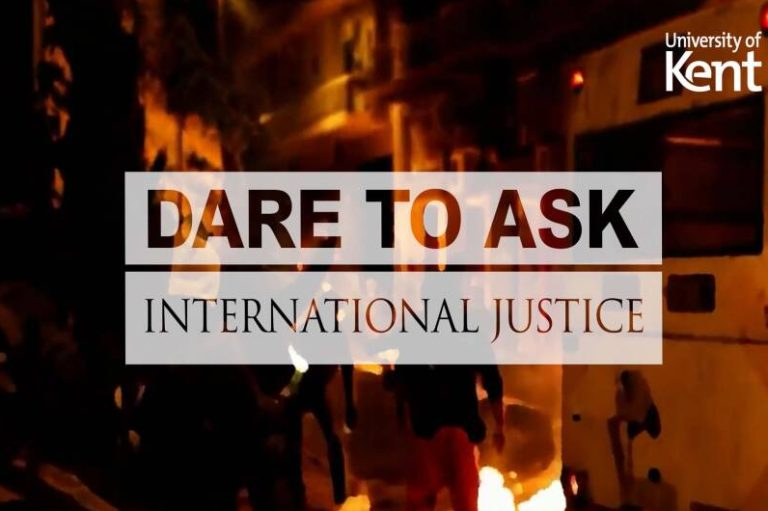 Public debate to explore if international law is failing to achieve social justice (13 October)