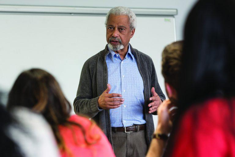Kent alumnus and emeritus professor Abdulrazak Gurnah wins Nobel Prize For Literature 2021
