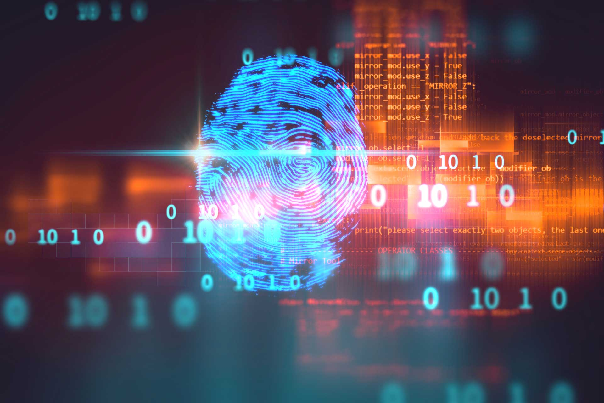 Image representing Information Security and Biometrics